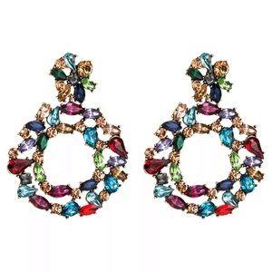 Jezebel Hoop Earrings